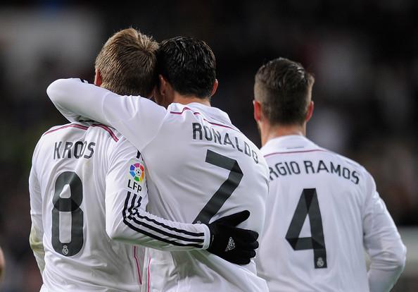 Cristiano+Ronaldo+Toni